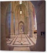 National Cathedral - 10 Canvas Print