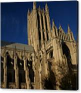 National Cathedral 3 Canvas Print