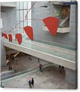 National Gallery Of Art - East Wing Canvas Print