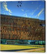 National Museum Of African American History And Culture Canvas Print