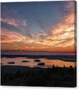 National Sunrise Canvas Print