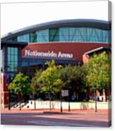 Nationwide Arena Canvas Print
