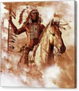 Native American 093201 Canvas Print