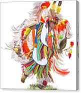 Native Rhythm Canvas Print