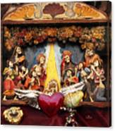 Natividad  Canvas Print
