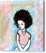 Natural Chic Canvas Print
