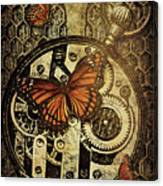 Like Clockwork Canvas Print