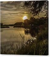 Natural Spotlight Canvas Print