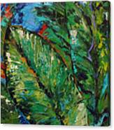 Natural Vegetation Canvas Print