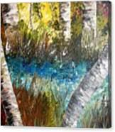 Nature Coast's Goalpost Canvas Print