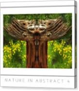 Nature In Abstract 4 Poster Canvas Print
