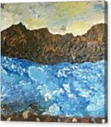 Nature On The Sea Canvas Print