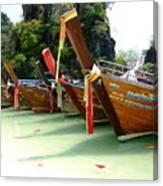 Nature Park Hong Island Thailand Canvas Print