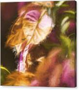 Nature Pastel Artwork Canvas Print