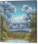 Nature's Carnival Canvas Print