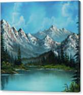Nature's Grandeur Canvas Print