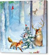 Nature's Season Canvas Print