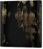 Nature's Secret Code - The Wood Grain Message #3 Canvas Print