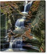 Nature's Tears Canvas Print