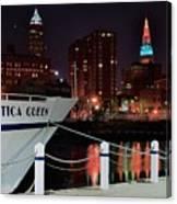 Nautica Queen Canvas Print