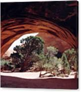 Navajo Arch Canvas Print