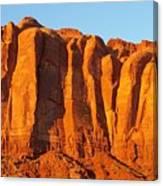 Navajo Sunrise Canvas Print