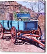 Navajo Suv Canvas Print