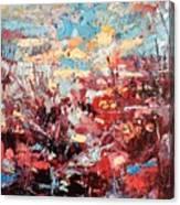 Navigating Canvas Print