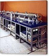 Nbs-6, Atomic Clock Canvas Print