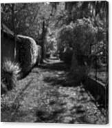 Ne Portland Alley Canvas Print