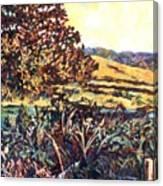 Near Childress Canvas Print