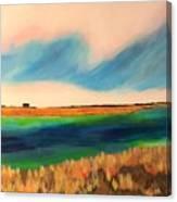 Near Home Canvas Print