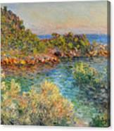 Near Monte Carlo Canvas Print