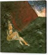 Near Wall I Canvas Print