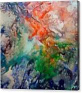 Nebula Algol Canvas Print