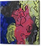Nebulae 1 Canvas Print
