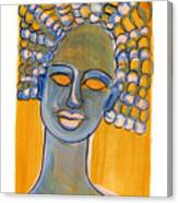 Nega Canvas Print
