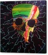 Negative Relations 10 Canvas Print
