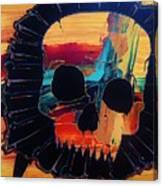 Negative Relations 3 Canvas Print