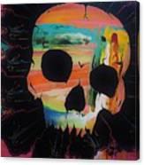 Negative Relations 5 Canvas Print