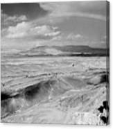 Neghev Desert Rainbow 1 Canvas Print