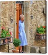 Neighborhood Watch Canvas Print
