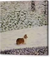 Nelleke Canvas Print