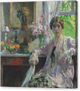 Nellie Kabel Canvas Print