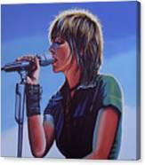 Nena Painting Canvas Print