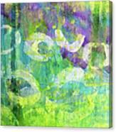 Nenuphars   Canvas Print