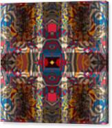 Neo-geo 1 Canvas Print