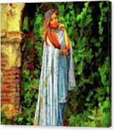 Neo Pre-raphaelite Canvas Print