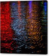 Neon Nites Canvas Print