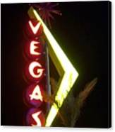 Neon Signs 2 Canvas Print